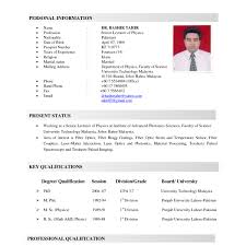 Resume Cover Letter Malaysia Resume Cover Letter Marketing Director