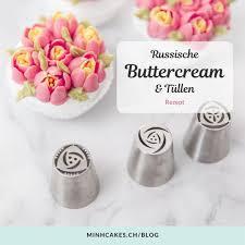 Zuckerblumen Selber Spritzen Anleitung Was Russische Buttercream Milchmädchen Buttercreme
