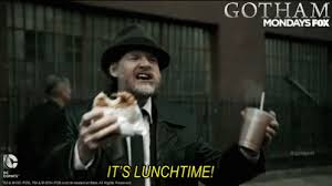 Its Lunchtime GIF