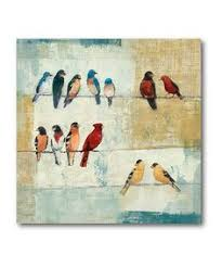 Pinterest Bird Canvas Wall Art Sample Guide Simple Colorful Spectacular Song