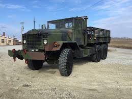 BMY M925a2 5 Ton Military Cargo Truck With Winch SOLD - Midwest ...