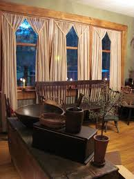 Primitive Living Rooms Pinterest by Best 25 Primitive Curtains Ideas On Pinterest Country Window