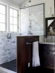 beadboard shower partition contemporary bathroom kathryn