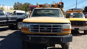 Parting Out 1996 Ford F450 4x4 7.5L EFI 460 V8 E40D Automatic ...