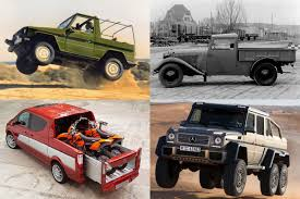 100 History Of Trucks The Strange History Of MercedesBenz Pickup Trucks Auto Express
