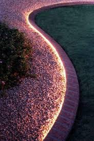 best 25 rope lights ideas on flower bed