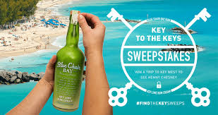 Blue Chair Bay Rum Kenny Chesney Contest by To The Keys Blue Chair Bay Sweepstakes 2017 Keysweeps