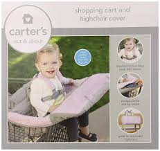 Amazon.com : Carter's 2-in-1 Shopping Cart And High Chair ... Babyhug Verona 2 In 1 Wooden High Chair With Removable Eddie Bauer Cover Summer Infant Carters Classic Comfort Recling Wood Animal Parade Discontinued By Best Carter Kids Girl Clothes Brands And Get Free Shipping Musthave Baby Gear Popsugar Family Explore More Babys View 3stage Activity Center Skiphopcom Amazoncom 2in1 Shopping Cart Pdf Seat Cushion Selection