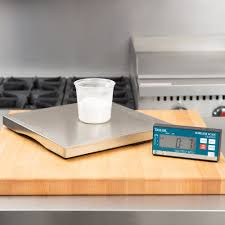Taylor Bathroom Scales Accuracy by Taylor Te30wd 30 Lb Compact Digital Portion Control Scale With