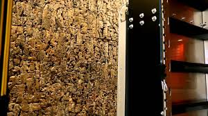 soundproofing material fitwall cork wall tiles