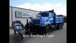 Sterling Dump Truck For Sale. 2002 Sterling LT9511 Plow Truck - YouTube Sterling Lt9500 Cars For Sale In Michigan Dump Truck For Sale Amazing Wallpapers 2006 Sterling Dump Truck Vinsn2fzhatdc26av44232 Ta 300 Hp Cat Trucks In North Carolina Used On 2007 Acterra Dump Truck Item L1738 Sold Novemb 2002 L7500 At Public Auction Youtube L8500 Single Axle By Arthur Trovei Lt7500 62500 Miles Cleveland 2001 Lt8500 Triple Axle Sold 2004 Sa Alinum For Sale 595545 1999 Ford Lt9513 D5675 Th