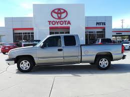 100 Pre Owned Chevy Trucks 2003 Chevrolet Silverado 1500 Extended Cab Pickup In