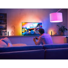 philips hue play gradient lightstrip 75 zoll white col am