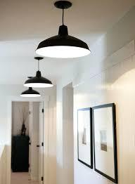 lighting for hallway contemplative cat