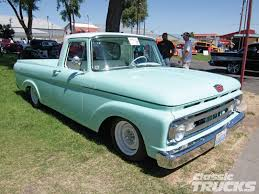 63 Ford Unibody Truck, Northwest Trucks | Trucks Accessories And ...