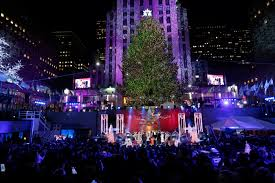 Rockefeller Center Christmas Tree Lighting Ceremony Add To Idea Book
