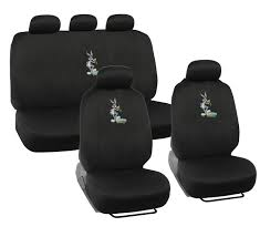 Cartoon Character Bugs Bunny Seat Covers For Car SUV Truck W/ Head ... Katzkin Leather Seat Covers And Heaters Photo Image Gallery Unique Silverado 1500 Camo Green Cover Big Truck 2 Amazoncom Oxgord 17pc Faux Gray Black Car Set Waterproof For Your Four Best Materials Microsuede By Saddleman Luxury Innx Op902001 Quilted Dog With Non Slip Geometric Patternplumcar Coversauto Coverssuv Clemson Tigersclemson Footballauto Mesh Full Auto Masque Prym1 Custom For Trucks Suvs Covercraft Bestfh 4 Headrests Sedan Suv