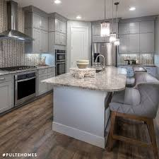 Grey Palettes With Bright Daylight Bulbs Make Any Room Pop Pulte