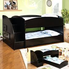 Low Loft Bed With Desk And Dresser by Loft Beds Kids Low Loft Bed Jackpot Furniture With Dresser And