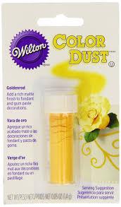 Wilton Decorator Preferred Fondant Uk by Wilton Color Dust Petal Edible Fondant Gum Paste Icing Decorations