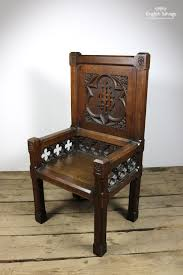 Gothic Solid Oak High Back Church Arm Chair. #englishsalvage ... Set Of Six 19th Century Carved Oak High Back Tapestry Ding Jonathan Charles Room Dark Armchair With Antique Chestnut Leather Upholstery Qj493381actdo Walter E Smithe Fniture 4 Kitchen Chairs Quality Wood Chair Folding Buy Chairhigh Chairfolding A Pair Of Wliiam Iii Oak Highback Chairs Late 17th 6 Victorian Gothic Elm And Windsor 583900 Hawkins Antiques Reproductions Barry Ltd We Are One Swivel Partsvintage Wooden Oak Wood Table With White High Back Leather And History Britannica
