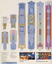 ncl gem deck plan pdf deck plans railing deck design and ideas