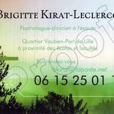 bureau leclercq brigitte kirat leclercq counseling mental health 12 rue du