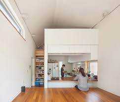 50m2 House - A Newlyweds Small Home In Seoul By OBBA Small House In Chibi Japan By Yuji Kimura Design The Frontier Is A Hexagonal Home Toyoake Hibarigaoka S Makes The Most Of A Lot K Tokyo Loft Camden Craft Shminka Issho Architects Fuses Traditional And Modern Kitchen Room Gandare Ninkipen Osaka Humble Contemporary Apartment For People Cats Alts Office Loom Studio Aspen 1 Friday Collaborative Australian Gets Makeover Techne Baby Nursery Inexpensive Houses To Build Cool Living Experiment An Old Retro