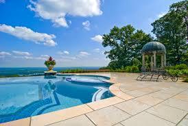 brilliant swimming pool patio designs in design home interior