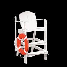 Kiefer 40 Forever Lifeguard Plastic Chair