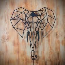Elephant Wall Art Nice