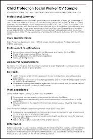 Social Work Cv Examples Uk Worker Sample Resume Hospital Fresh Services No Experience Samples Free
