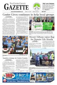 Stoltzfus Sheds Madisonburg Pa by Centre County Gazette April 23 2016 By Indiana Printing