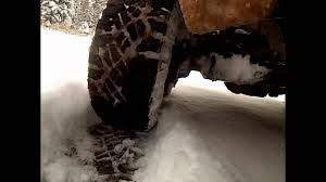100 Goodyear Wrangler Truck Tires GoodYear DuraTrac Tire Review Testing 8 Of Snow In 2WD