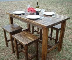 Outside Patio Bar Ideas by Diy Outdoor Bar Table Ideas