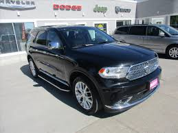 2015 Dodge Durango Captains Chairs by Black Dodge Durango In Utah For Sale Used Cars On Buysellsearch