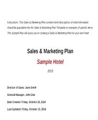 And Sample Small Business Marketing Plan Format Template Example Recent Posts Brief Sales Word Document Basic