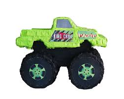 Amazon.com: Monster Truck Pinata- KING CROC: Toys & Games Monster Truck Party Cre8tive Designs Inc Custom Order Gravedigger Monster Truck Pinata Southbay Party Blaze Inspired Pinata Ideas Of And The Piata Chuck 55000 En Mercado Libre Monster Jam Truckin Pals Wooden Playset With Hot Wheels Birthday Supplies Fantstica Machines Kit Candy Favors Instagram Photos Videos Tagged Piatadistrict Snap361 Trucks Toys Buy Online From Fishpdconz Video Game Surprise Truck Papertoy Magma By Sinnerpwa On Deviantart