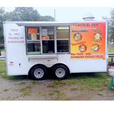 Taco El Rey - Food Truck - Toledo, Ohio - 91 Reviews - 139 Photos ...