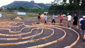 Golden Community Garden Labyrinth - YouTube Backyard Labyrinth Very Simple And Elegant Labyrinths Back Yard Labyrinth This Cat Has Had A Revelation Garden Self Discovery Wellness Arts Center The Diaries Designing Constructing Sharing Bit Of Meditation Ideas To Create Your Escape Install Prayer Daily Maze Wakingjourney Walking The Path To Awakening Through Mindfulness Faith Lutheran Church Cretan Mebane Halls Hill On Bainbridge Island In Washington State By Jacksonville Nc Official Website Commons