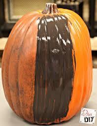 Carvable Foam Pumpkins Ideas by Make A Fake Pumpkin Look Realistic Fake Pumpkins Faux Pumpkins
