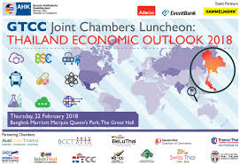 Joint Chambers Luncheon on Thailand Economic Outlook 2018
