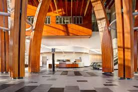 100 Cei Architecture Surrey Memorial Hospital Emergency Department Joint