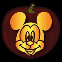 Mickey Mouse Vampire Pumpkin Stencil by Free Disney Halloween Coloring Pages Halloween Coloring Disney