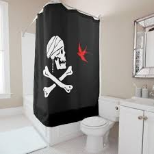 Best Pirate Shower Curtain Products on Wanelo