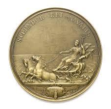 actions bureau veritas medal commemorating the bureau veritas centenary 1828 1928