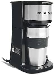 Mixpressos Single Cup Coffee Maker