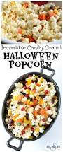 Halloween Candy Dish by Halloween Popcorn Butter With A Side Of Bread