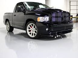 100 Dodge Truck With Viper Engine 2005 Ram SRT10