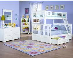 five types of bunk beds for